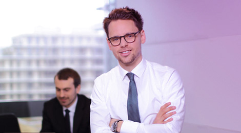 Jens Fölting ist Senior Associate bei der Transformation & Development