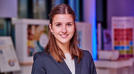 Pauline Dill Nestlé Corporate Projects