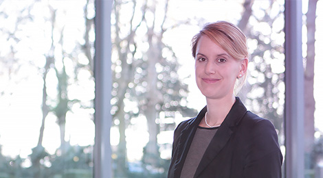 Sarah Jung KfW Bankengruppe - Internes Consulting
