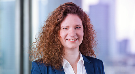 Amelie Welsch Beraterin der DB Management Consulting