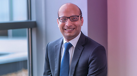 Dr. Chaitanya Aggarwal Senior Manager bei der Merck Inhouse Consulting