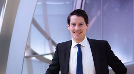 Finn Bischoff is Senior Consultant (Assistant Vice President), Deutsche Bank AG