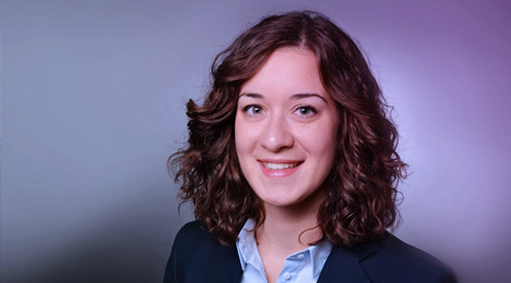 Sanja Kerosevic Consultant bei der Postbank Inhouse Consulting