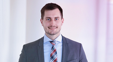 Martin Gieca Consultant bei der Postbank Inhouse Consulting