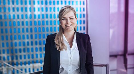 Christin Schrörs Senior Consultant