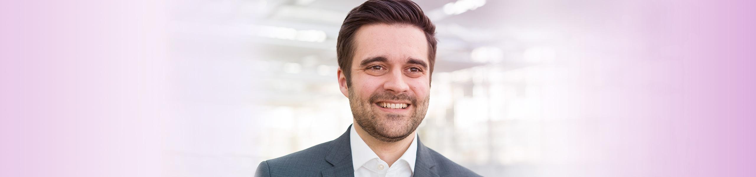 Oliver Schultes Senior Consultant