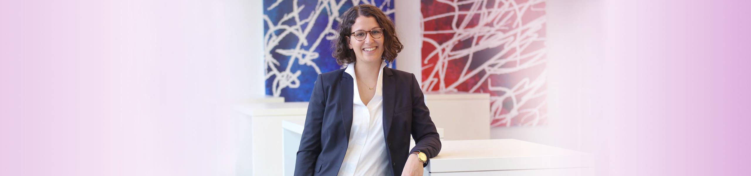 Sina Knobel Beraterin der KfW Bankengruppe