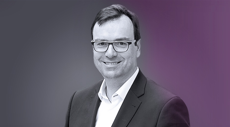 Daniel Eckmann Head of Center for Strategic Projects bei Deutsche Telekom