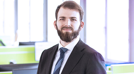 Hannes Weisbecker ist Consultant bei BwConsulting