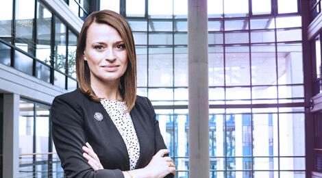 Maren Reiche ist Senior Managerin bei BwConsulting