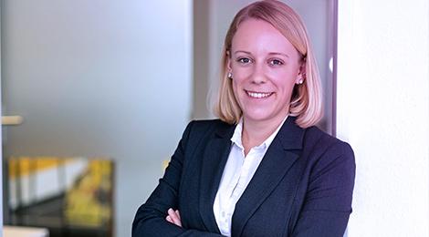 Svenja Riesche Senior Beraterin bei REWE Group Inhouse Consulting