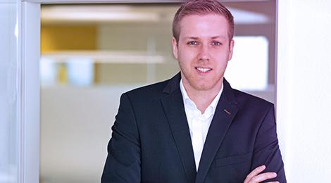 Tim Schneider Projektleiter bei REWE Group Inhouse Consulting